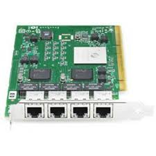 HP NC340T PCI-X Quad-port Gigabit Server Adapter