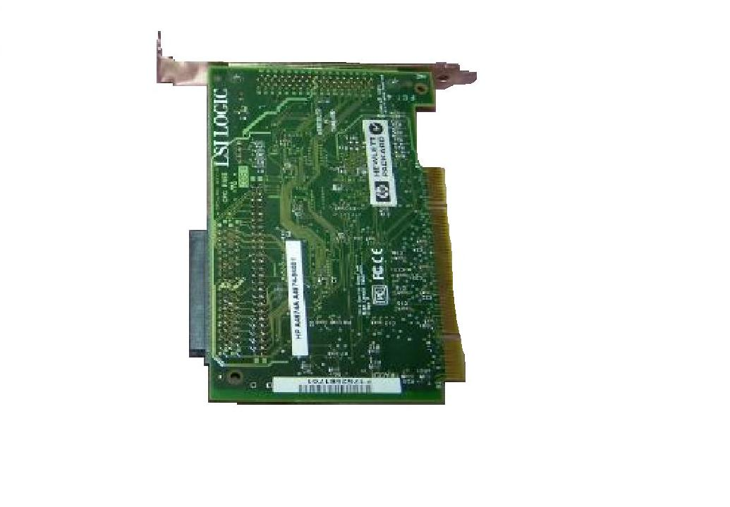 HP A4974A UltraWide SCSI B2600 Single Ended Adaptor