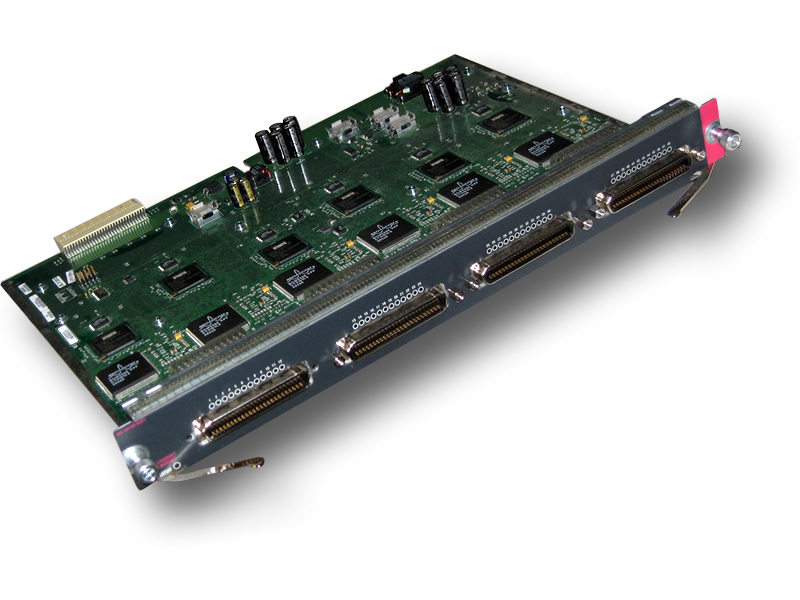 Cisco WS-X4148-RJ21 48 Port Catalyst Switch Module
